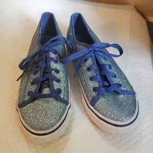 Keds Double Up shoes Girl's size 4.5M, Used